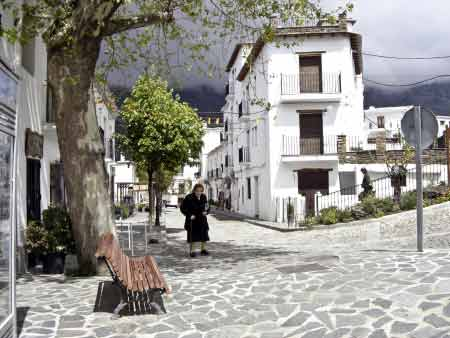 Spanisches Dorf